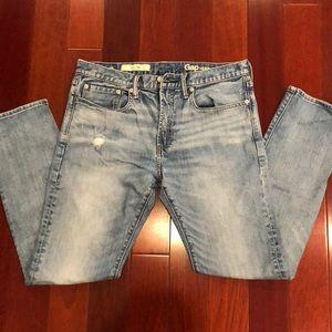 Men's GAP Slim Fit Jeans 32X30
